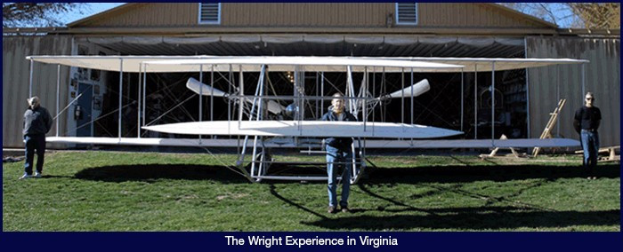 The Wright Experience